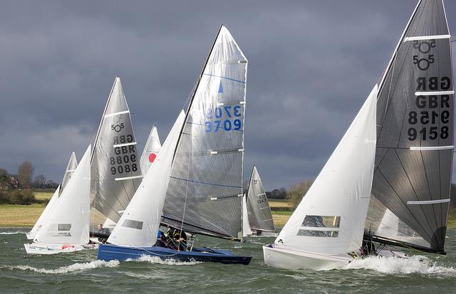 Rutland Challenge for the John Merricks Tiger Trophy - photo © Tim Olin / www.olinphoto.co.uk