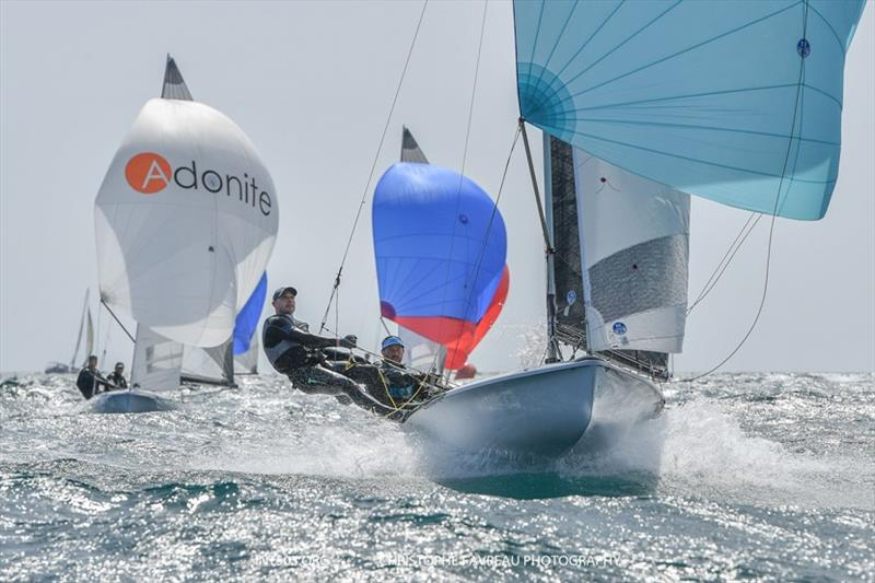 2019 505 Euro Cup at Yacht Club de Cannes - Day 2