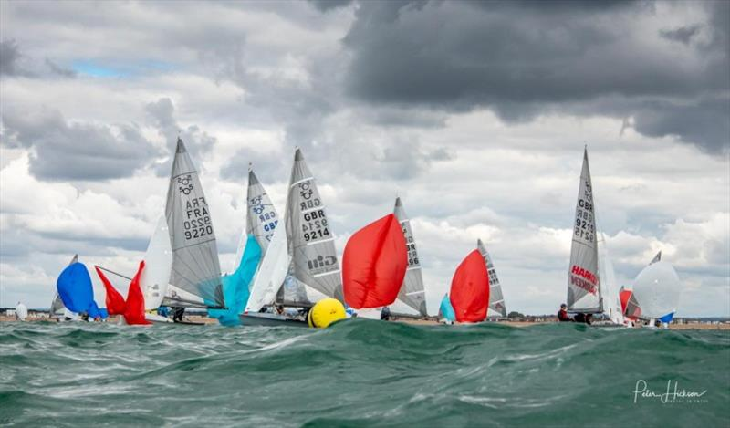 505 UK Euro Cup at Hayling Island Sailing Club - Overall