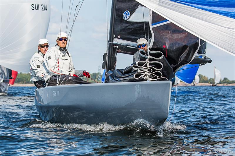 Reigning world champion Artemis XIV is entered - 5.5 Metre World Championship - photo © Robert Deaves