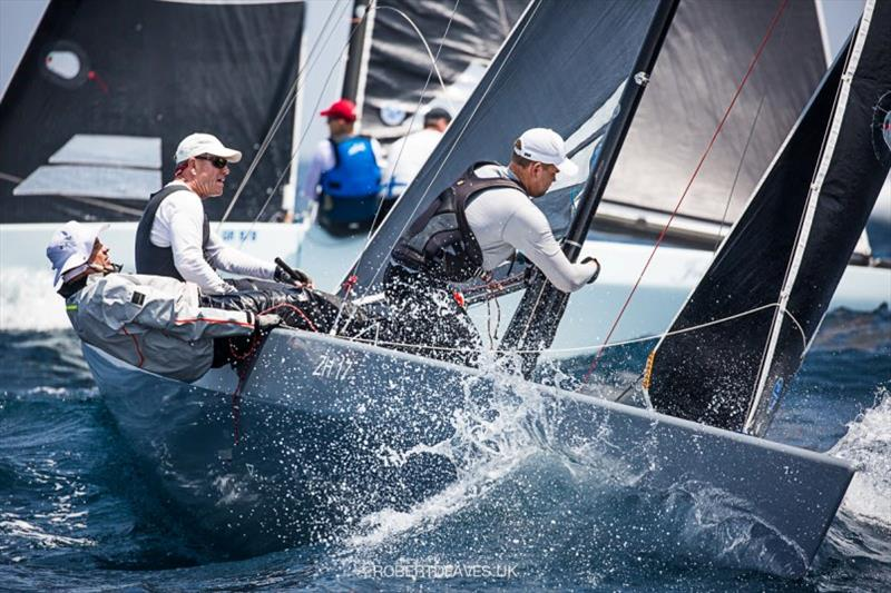 Artemis XIV - 2020 International 5.5 Metre World Championship, day 2 - photo © Robert Deaves