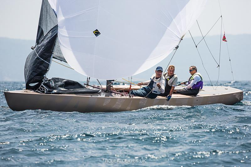 Carabella - 2020 5.5 Metre World Championship - photo © Robert Deaves