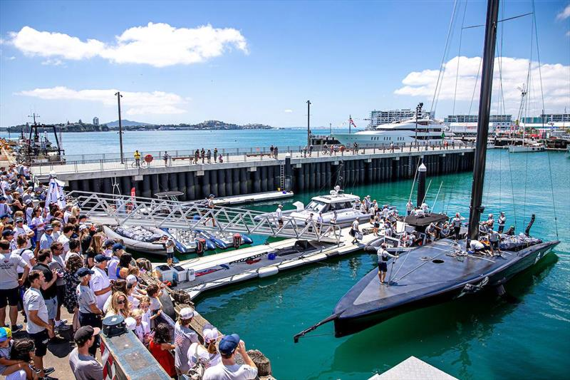 America's Cup: New York Yacht Club submits Challenge and evolutionary Draft Protocol