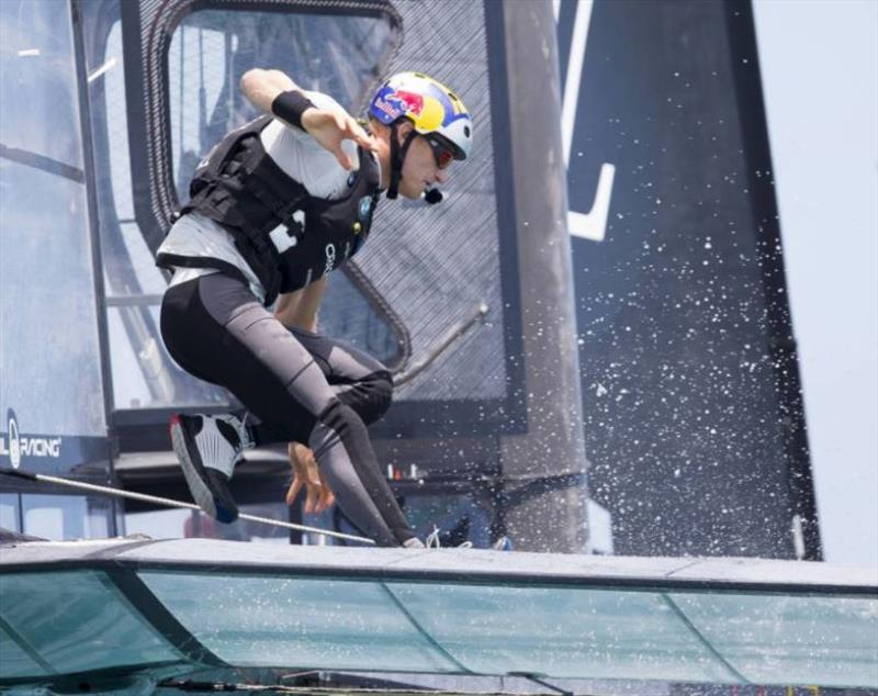 Jimmy Spithill - photo © Sander van der Borch / Red Bull Content Pool