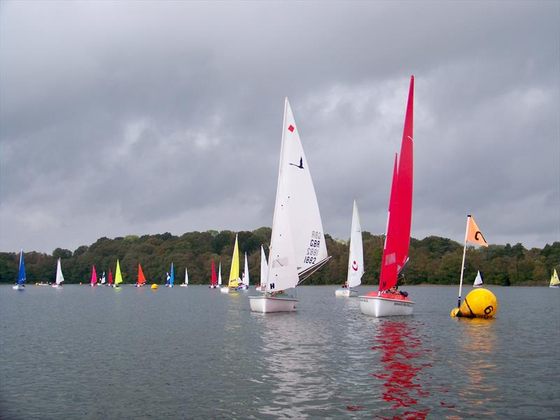 Hansa UK Nationals at Frensham Pond - photo © Tony Machen