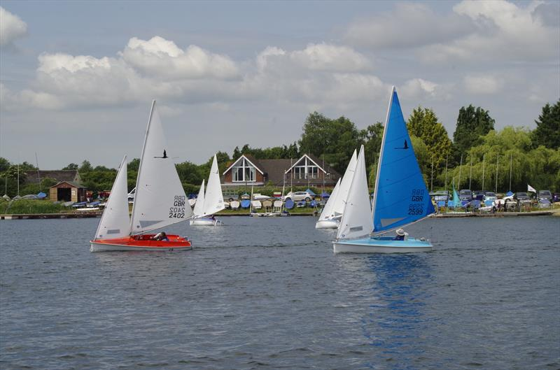 Hansa TT at New Forest Sailability - photo © Chris Wales