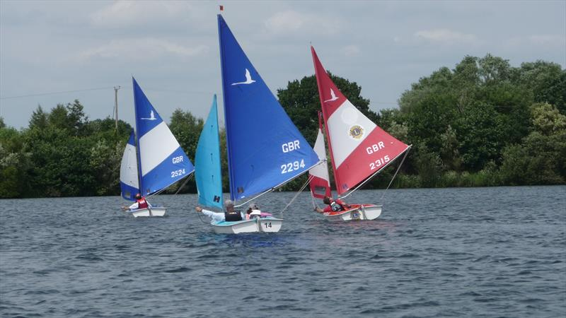 Hansa TT at New Forest Sailability - photo © Gino Manzi