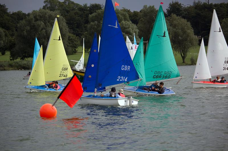 303 start during the 2019 Hansa UK Nationals at Rutland - photo © John Deane