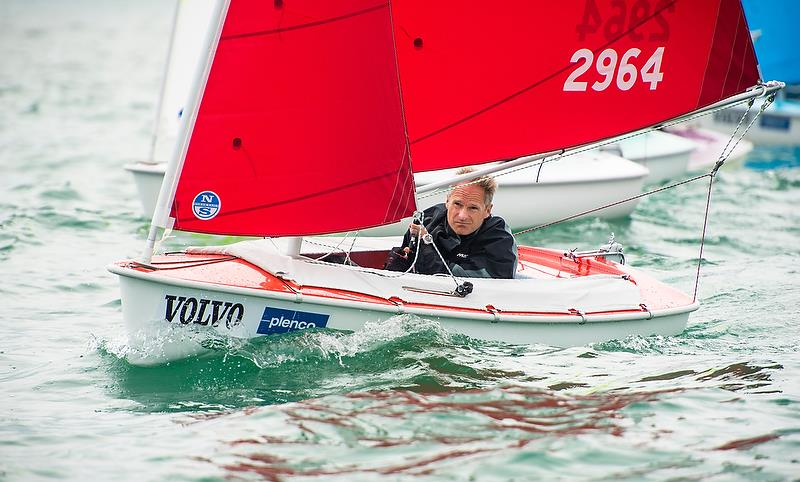 Jens Kroker (GER) - Hansa- Day 3 - Para Sailing World Championship, Sheboygan, Wisconsin, USA.  - photo © Cate Brown