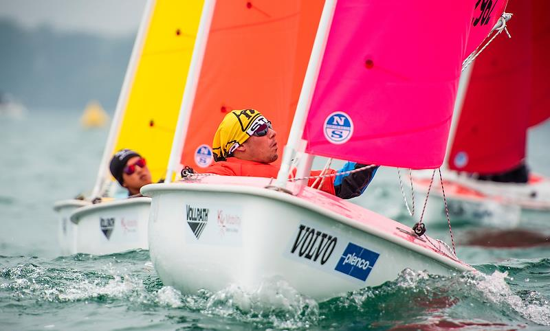 Hansa - Day 3 - Para Sailing World Championship, Sheboygan, Wisconsin, USA.  - photo © Cate Brown