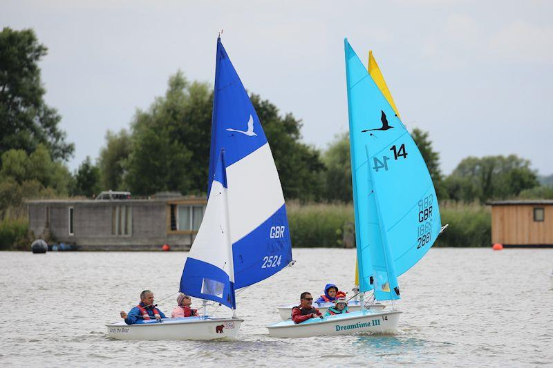 303 fleet - Hansa National TT Series at Waveney & Oulton Broad - photo © Karen Langston