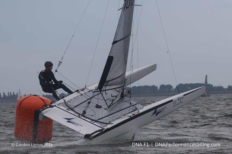 A Class Catamaran World Championship at Medemblik, Holland ...