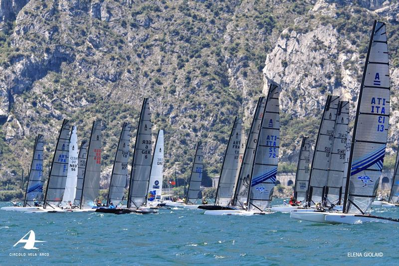 7th A Class European Spring Championship 2019 - photo © Elena Giolai