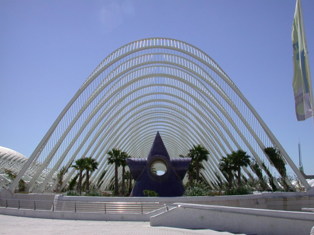 Valencia Spain With Its Stunning Modern Architecture Is The