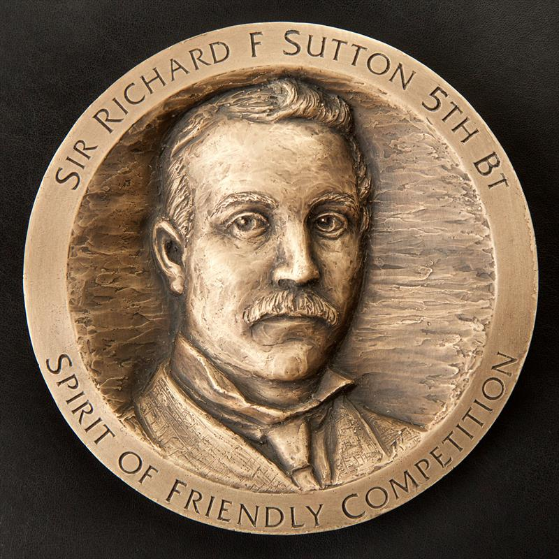 Sir Richard Francis Sutton Medal photo copyright Ryoichi Steven Tsuchiya taken at Portsmouth Sailing Club and featuring the ACC class