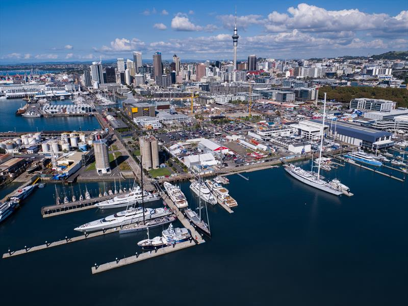 Auckland - South Pacific Superyacht Hub - photo © Andre Dixon