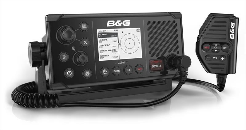 B&G V60-B VHF Radio with AIS © B&G