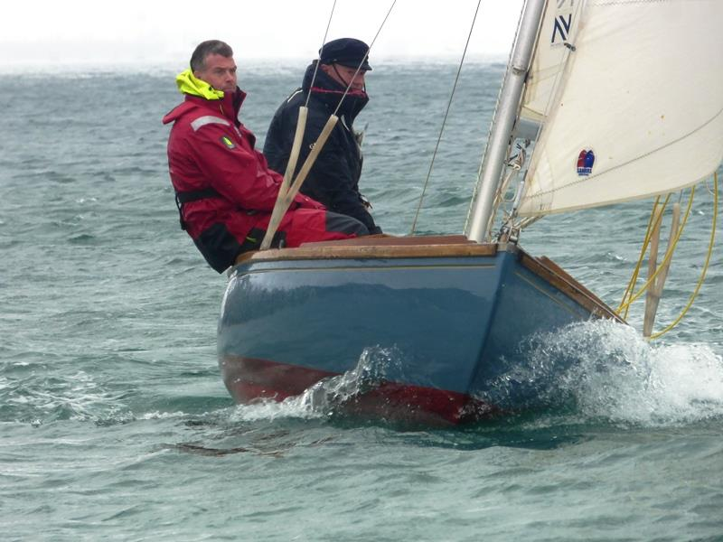 Bembridge One-Designs Coad Trophy - photo © Mike Samuelson