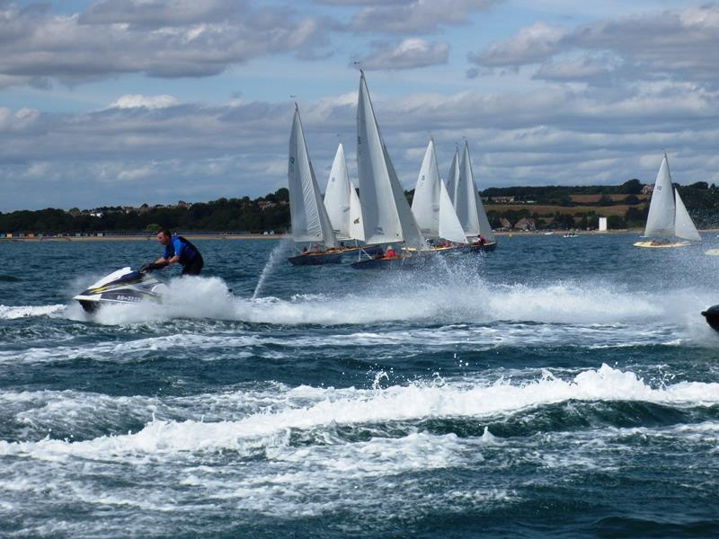 Bembridge Redwing Curlew Cup & One-Designs Coad Trophy - photo © Mike Samuelson