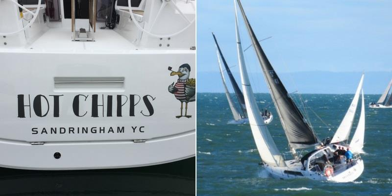 Hot Chipps – Sandringham, VIC - Beneteau Oceanus, 41.1foot, SYC - photo © Photos Supplied