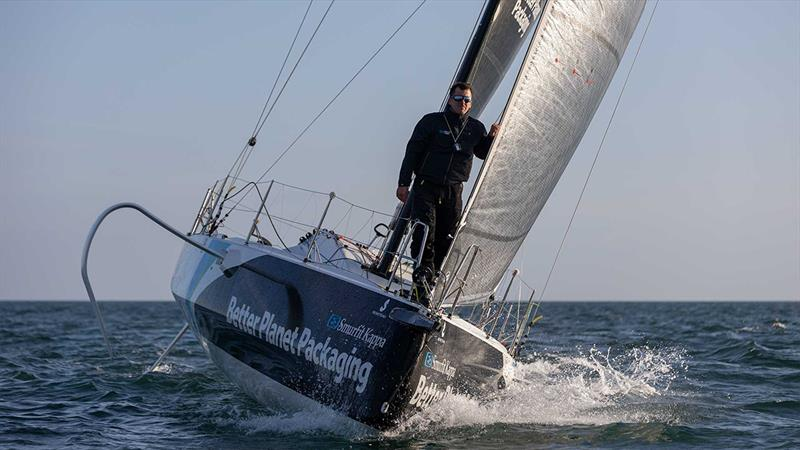 Excellent final leg fifth place for Dolan and Foxall on Smurfit Kappa