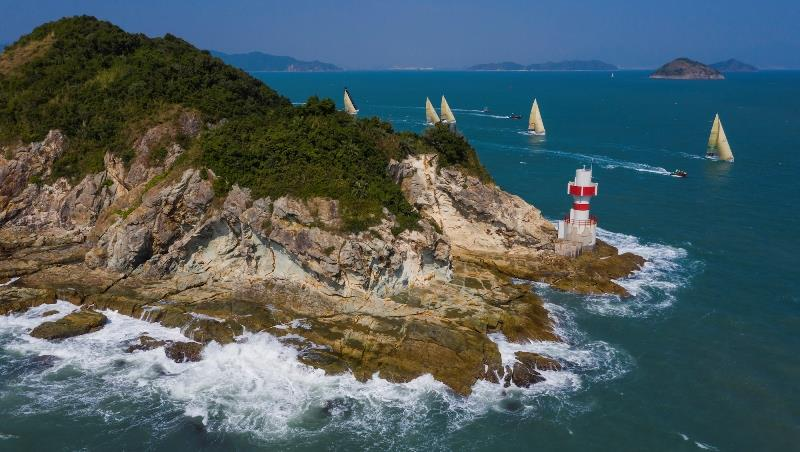 Final day - 2019 China Cup International Regatta photo copyright China Cup / Studio Borlenghi taken at  and featuring the Beneteau 40.7 class