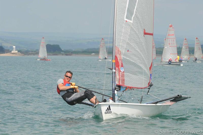 Charlie Chandler wins the Blaze Nationals at Instow 2018 - photo © Sailing Southwest