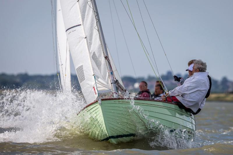 Day 3 of Zhik Pyefleet Week at Brightlingsea  - photo © Dave White