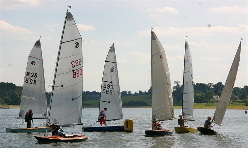 British Moth National Championship at Staunton Harold Sailing Club