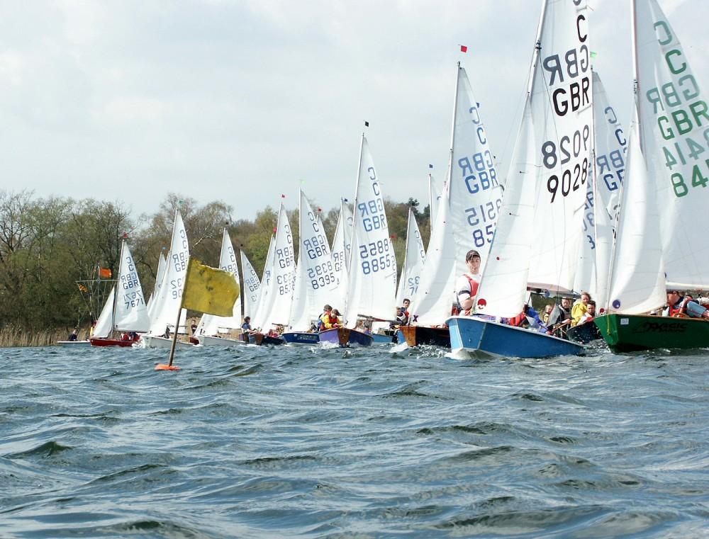 April Calendar Nz : Cadet open at frensham pond sailing club