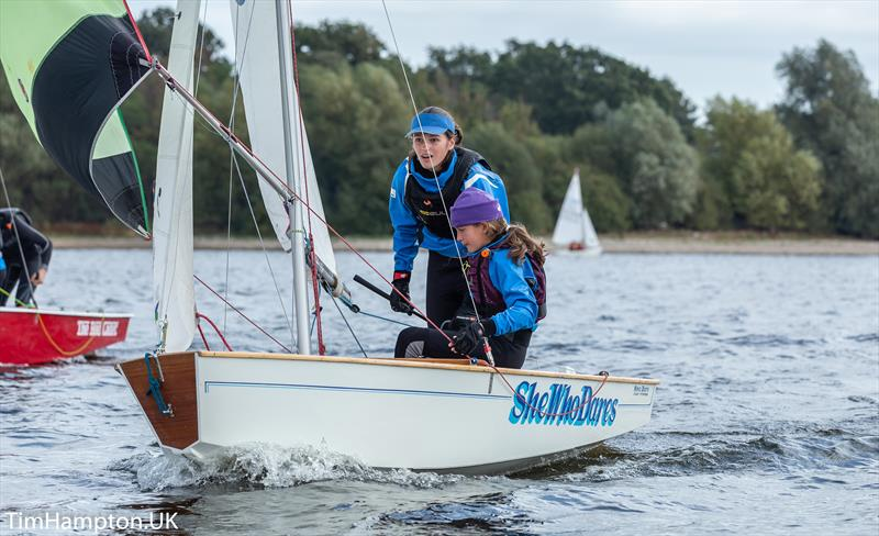 Zhik UK Cadet Inlands at Alton Water - photo © Tim Hampton / www.timhampton.uk