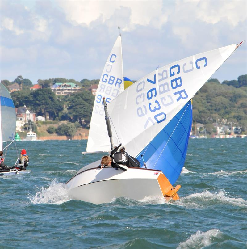 Cadet Open At Parkstone Yacht Club