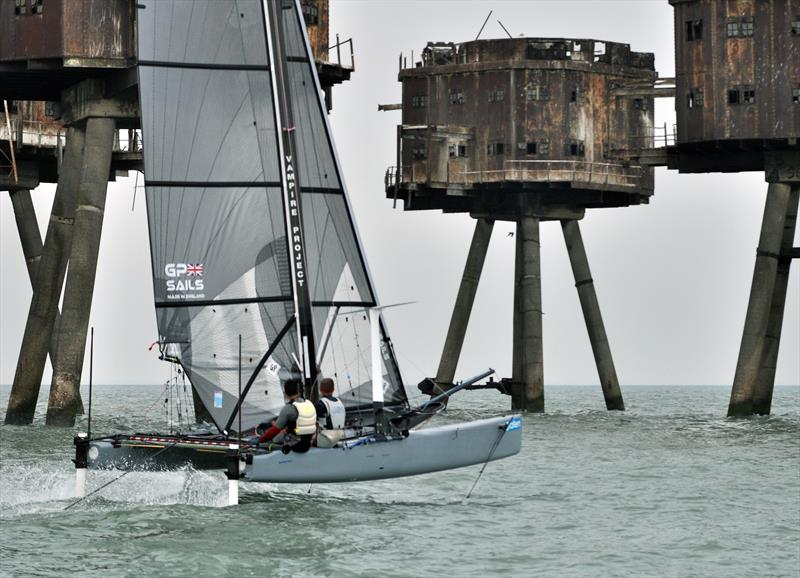 Whitstable Forts Race 2019  - photo © Nick Champion / www.championmarinephotography.co.uk