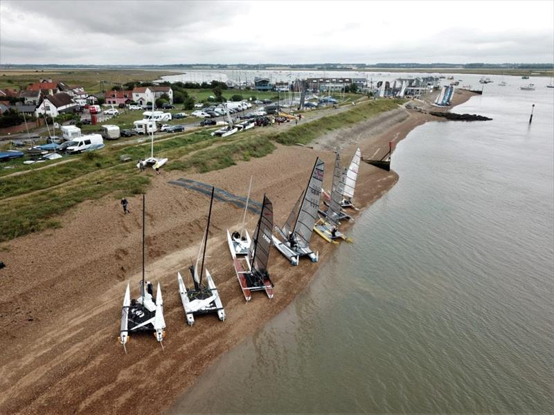 Felixstowe Ferry Sailing Club Cat Open 2019