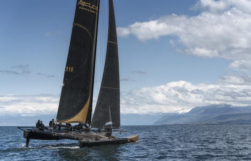 Ladycat powered by Spindrift racing - photo © Chris Schmid / Spindrift Racing