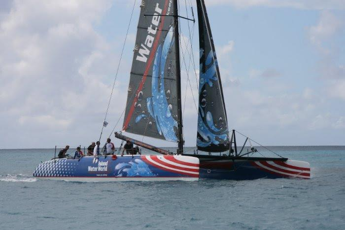 Arawak Caribbean Multihull Challenge 2019 photo copyright Herb McCormick taken at Sint Maarten Yacht Club and featuring the Catamaran class