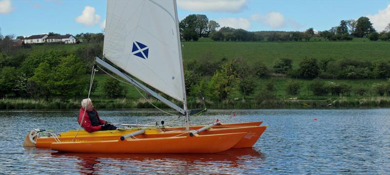 Scottish Challenger Series at Castle Semple - photo © Dik Toulson