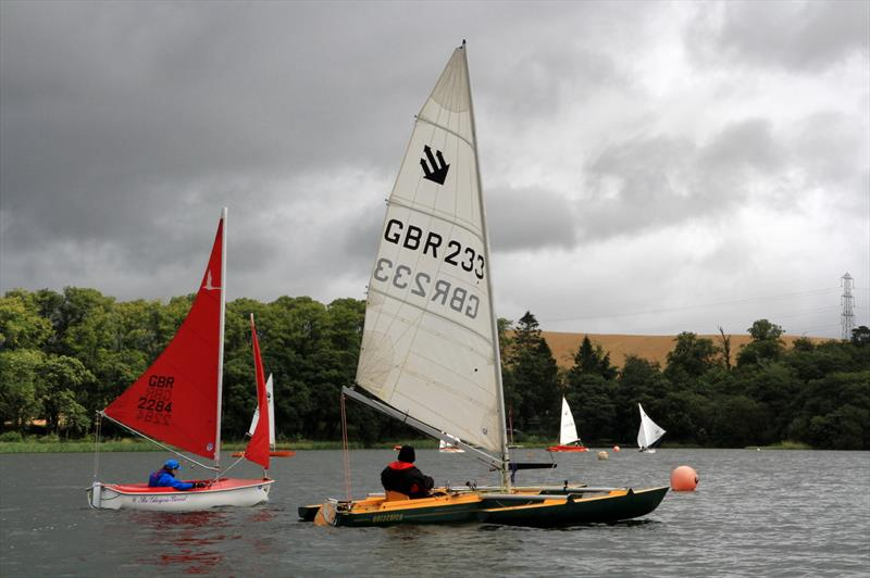 Sailability Scotland SCIO T5 Regatta at Bardowie Loch - photo © Bob Balmer