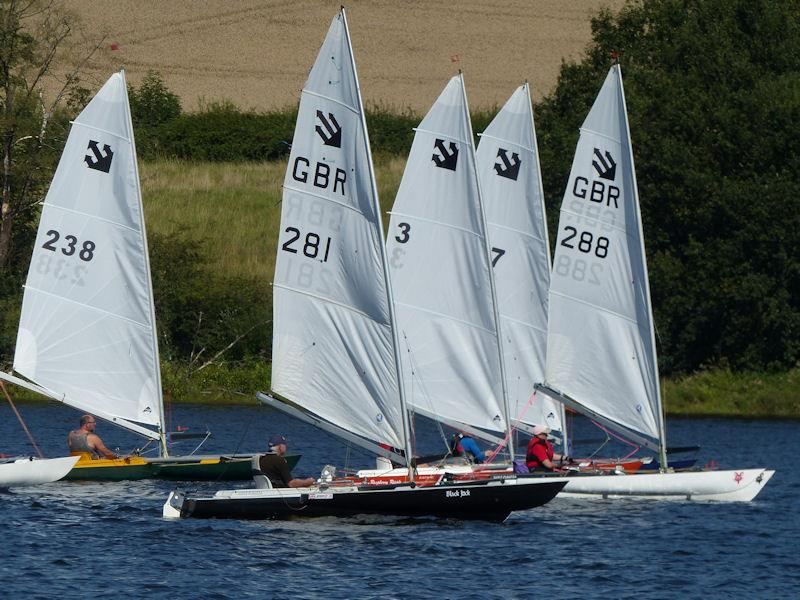 English Challenger Championships at Ogston - photo © Richard Johnson