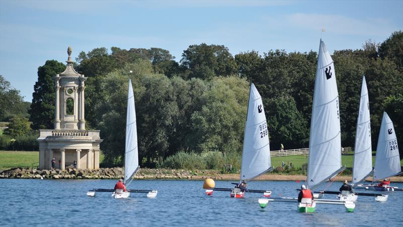 P&B Challenger UK Championships at Rutland Sailing Club