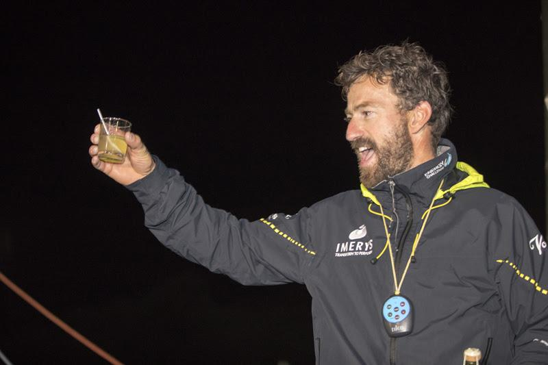 Phil Sharp - Route du Rhum-Destination Guadeloupe 2018 photo copyright Alexis Courcoux taken at  and featuring the Class 40 class