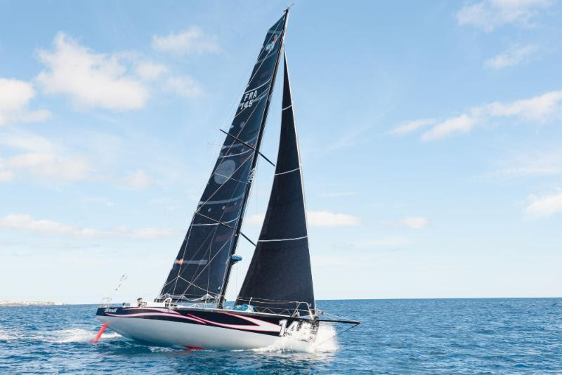 Leading Class40 is Catherine Pourre's Eärendil in the RORC Transatlantic Race - photo © RORC