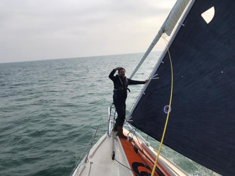 British pro skipper Neil Payter enters Global Solo Challenge on Class40 Caribeira