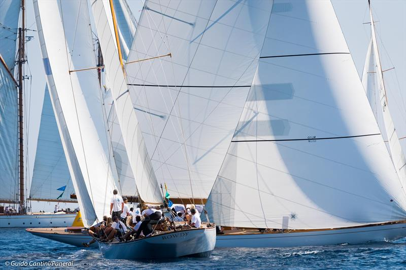 Rowdy at the 39th Régates Royales de Cannes – Trophée Panerai - photo © Guido Cantini / Panerai