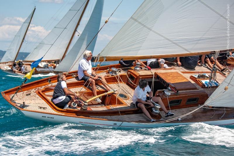 Three Frers generations at Argentario Sailing Week and PCYC
