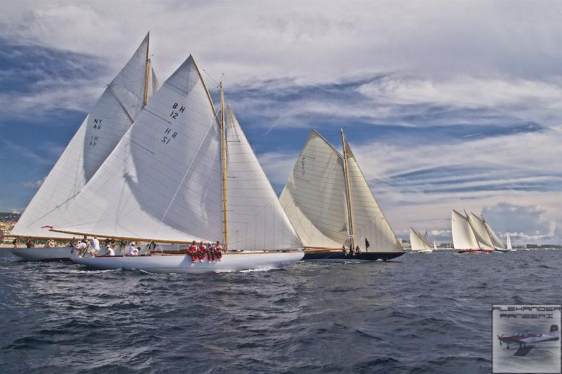 Régates Royales at Yacht Club Cannes - Day 3