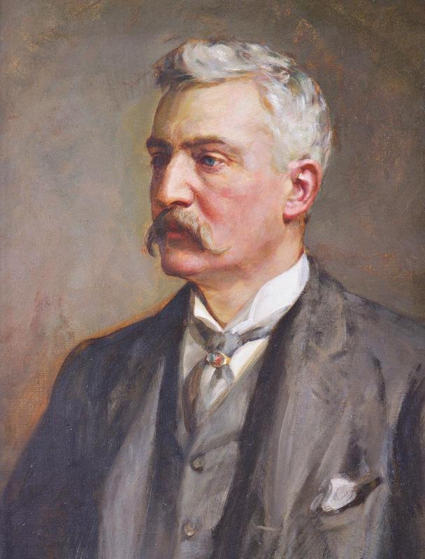 After spending time in America looking at their advanced thinking on yacht design, George Lennox Watson would return to Glasgow, set up a yacht design office and in doing so, would change the shape of UK racing yachts - photo © Glasgow History