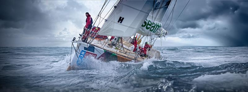 CLipper Round the World Yacht Race 2017-18 - Visit Seattle yacht - photo © onEdition