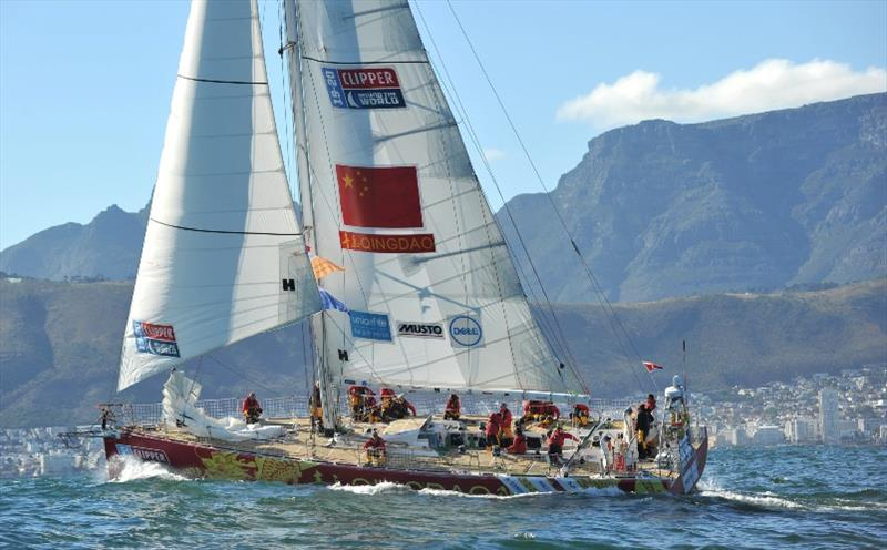 Clipper Race - South Atlantic Showdown - photo © Clipper Ventures