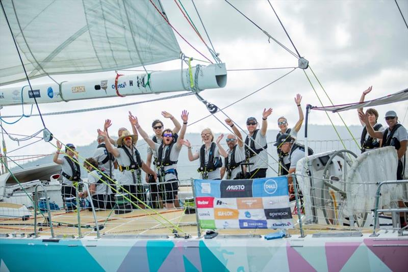 GoToBermuda - The Clipper Race Leg 4 - Race 5, Day 20 - photo © Clipper Race